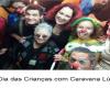 Dia da Crianças no Clube Bom Pastor com a Caravana Lúdica