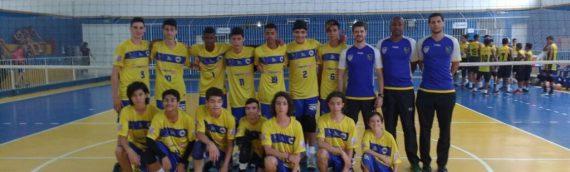 Clube Bom Pastor também é Voleibol
