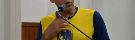 Jadir da Silva homenageado com a Moção de Aplauso da Câmara Municipal de Juiz de Fora