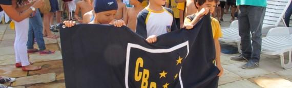 Festival de Natação de Base Clube Bom Pastor – 2015