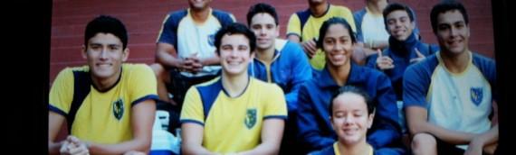Clube Bom Pastor no Torneio Sudeste de Natação – Juvenil, Júnior e Sênior