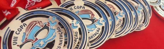 Natação – VIII Copa MG de Natação – 5ª etapa