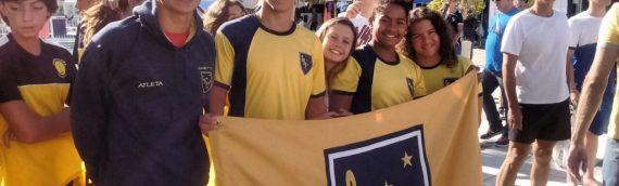 Clube Bom Pastor no Campeonato Brasileiro Infantil e Juvenil de Natação