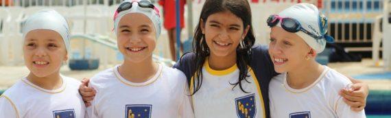 1ª Fase da Copa MG de Natação Regional Sudeste é realizada no Clube Bom Pastor