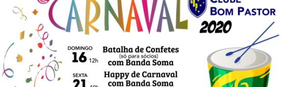 Carnaval 2020 – Batalha de Confetes