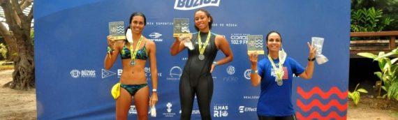 """Jovem atleta da equipe natação conquista 1º lugar do """"Rei e Rainha do Mar"""""""